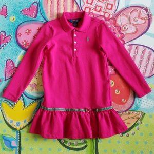 Ralph Lauren beautiful pink dress size 6